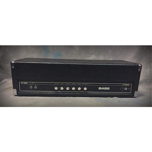 Yamaha B100 Black Bass Amp Head