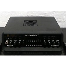 Acoustic B1000hd Bass Amp Head