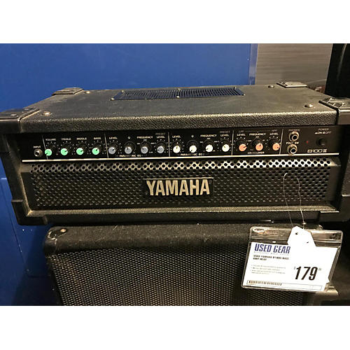 Yamaha B100III Bass Amp Head