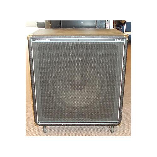 Acoustic B115 1x15 Bass Cabinet-thumbnail
