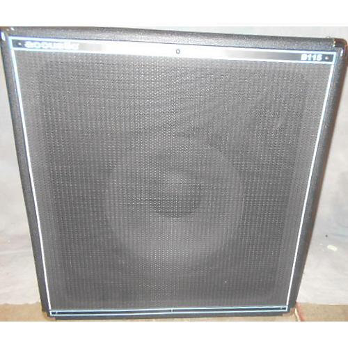 Acoustic B115 250W 1X15 Bass Cabinet