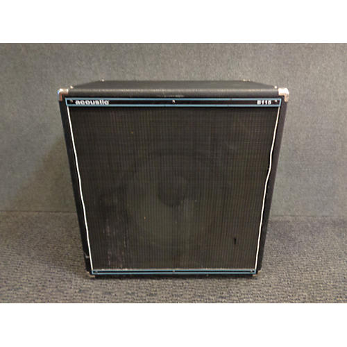 Acoustic B115 250W 1x15 Bass Cabinet-thumbnail