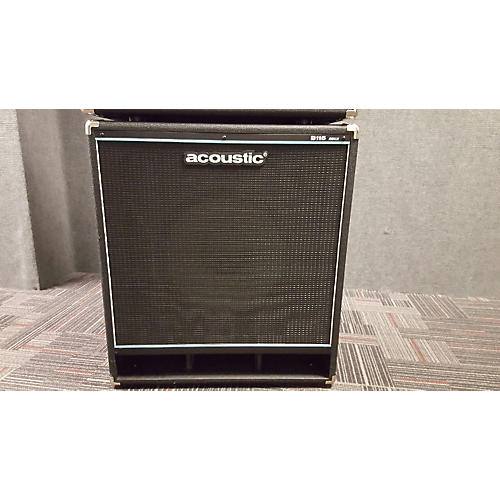 Acoustic B115MKII 1x15 Bass Cabinet-thumbnail