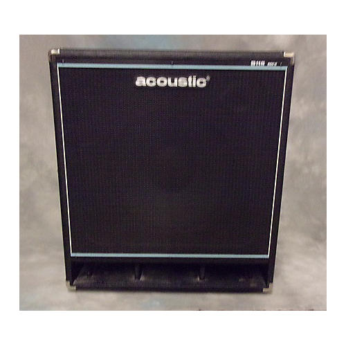 Acoustic B115MKII 1x15 Bass Cabinet