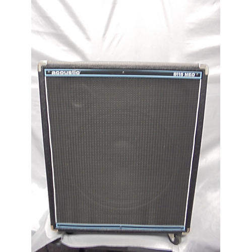 Acoustic B115NEO 1x15 Bass Cabinet-thumbnail