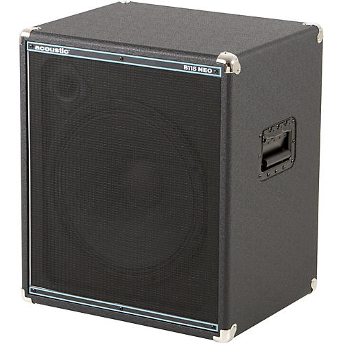 Acoustic B115NEO 1x15 Bass Speaker Cabinet