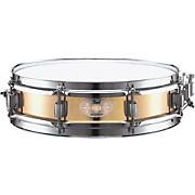 Pearl B1330 Brass Piccolo Snare Drum