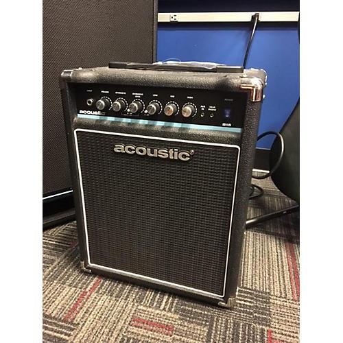 Acoustic B15 15W 1x10 Bass Combo Amp-thumbnail