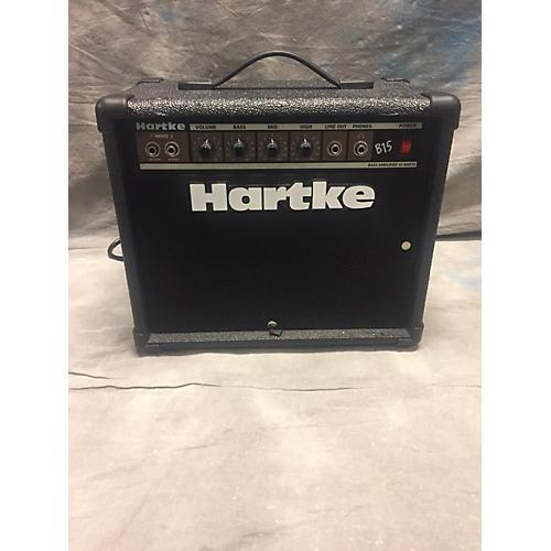 used hartke b15 bass combo amp guitar center. Black Bedroom Furniture Sets. Home Design Ideas