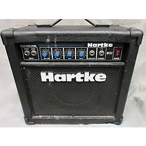 used hartke b150 15 watt bass combo amp guitar center. Black Bedroom Furniture Sets. Home Design Ideas