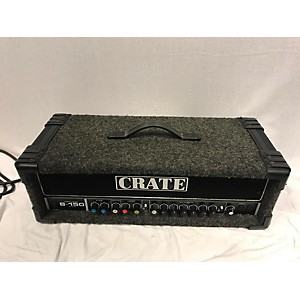 Pre-owned Crate B150 Bass Amp Head by Crate