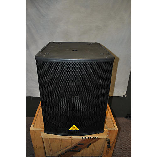 Behringer B1500D-PRO 15in 1400W Powered Subwoofer-thumbnail