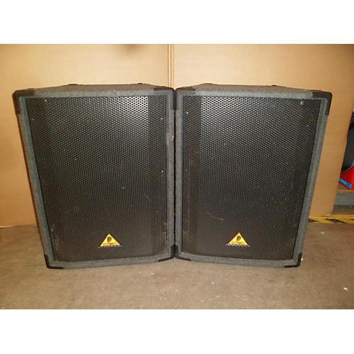 Behringer B1520 15IN PAIR Unpowered Speaker