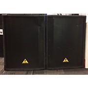 Behringer B1520 Pair Unpowered Speaker