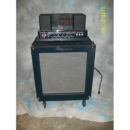 Ampeg B15r 60/100 Tube Bass Combo Amp
