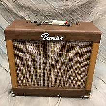 Premier B160 CLUB BASS AMP Tube Bass Combo Amp