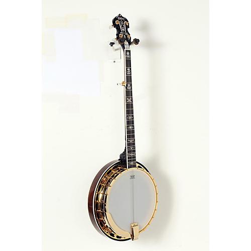 Washburn B17 Sunburst 5-String Banjo w/case-thumbnail