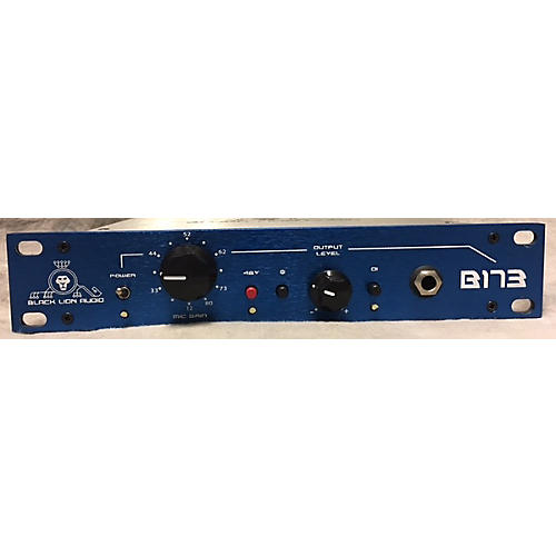 Black Lion Audio B173 Microphone Preamp