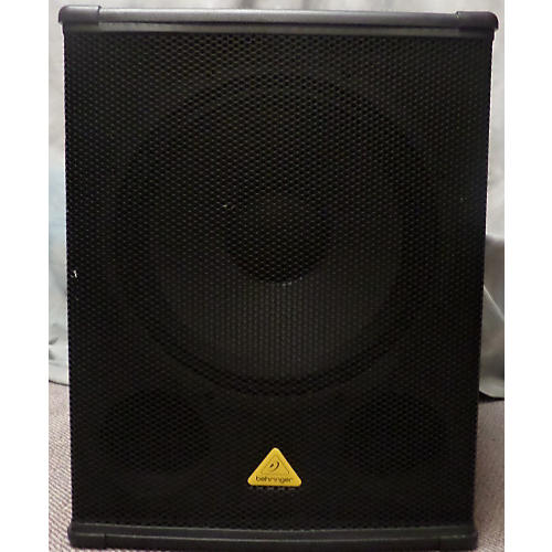 Behringer B1800D-PRO 18in 1400W Powered Subwoofer-thumbnail