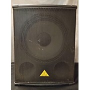 Behringer B1800D-PRO 18in 1400W Powered Subwoofer