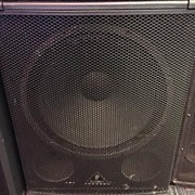 Behringer B1800D-PRO 18in 1600W Unpowered Subwoofer