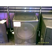 Behringer B1800X-PRO 18in 800W Unpowered Subwoofer