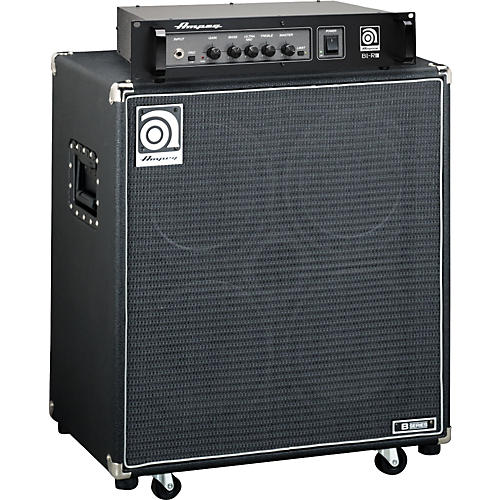 Ampeg B1RE Bass Head & B410HE Half Stack