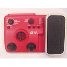 Zoom B1X Bass Effect Pedal