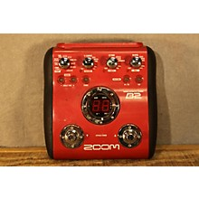 Zoom B2 Bass Effect Effect Processor