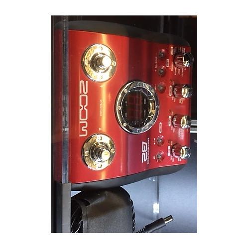 Zoom B2 Bass Pedal Effect Processor