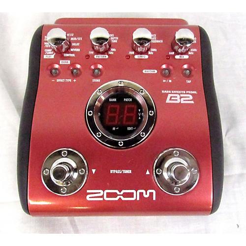Zoom B2 Effect Processor