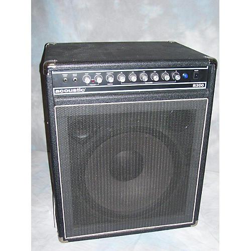 Acoustic B200 200W 1X15 Bass Combo Amp-thumbnail