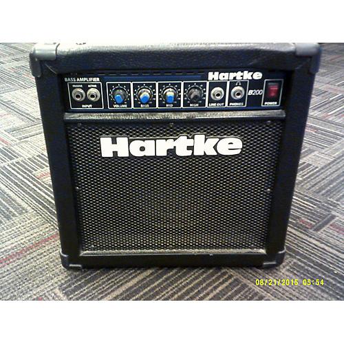 used hartke b200 bass combo amp guitar center. Black Bedroom Furniture Sets. Home Design Ideas