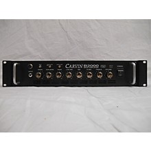 Carvin B2000 Bass Amp Head
