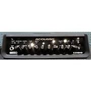 Acoustic B200HD Bass Amp Head