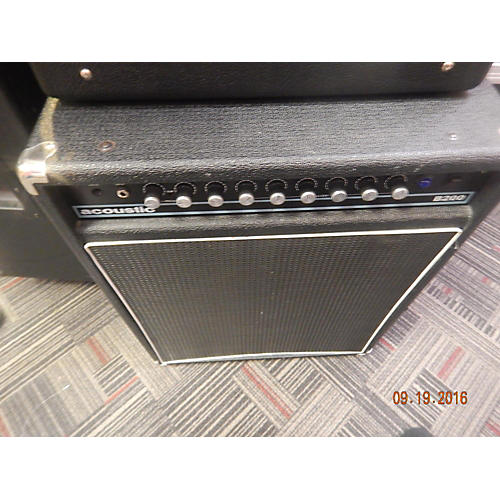 Acoustic B200MKII 200W 1x15 Bass Combo Amp-thumbnail