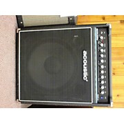 Acoustic B200MKII 200W 1x15 Bass Combo Amp