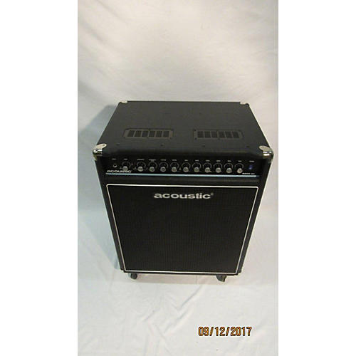 Acoustic B200MKII 200W 1x15 Bass Combo Amp