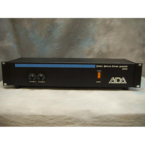ADA Signal Processors B200s Power Amp