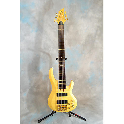 ESP B206 6 String Electric Bass Guitar-thumbnail