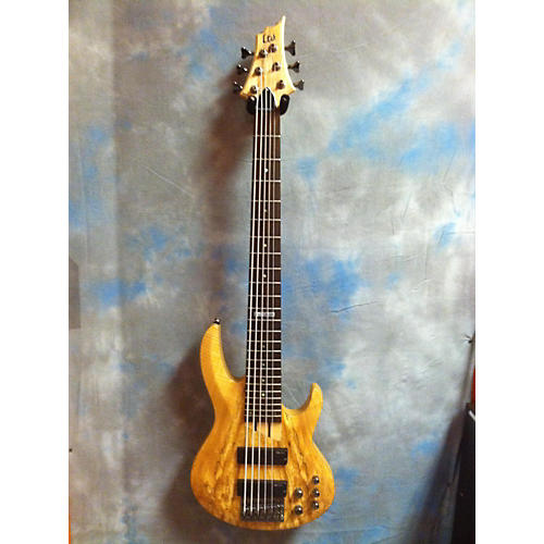 ESP B206SMNS Spalted Maple Electric Bass Guitar