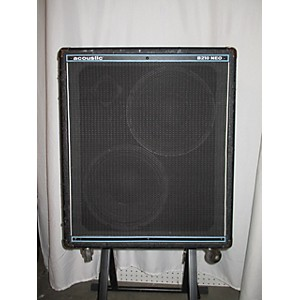 Pre-owned Acoustic B210NEO Bass Cabinet by Acoustic