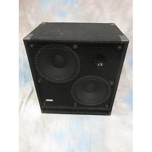 Avatar B212 2x12 8 Ohm Black Bass Cabinet