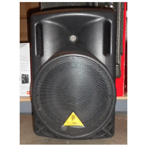 Behringer B212D 12in 2-Way 550W Black Powered Speaker