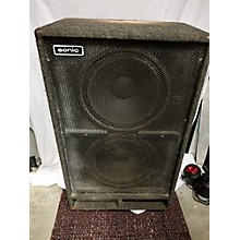 Sonic B215 Bass Cabinet