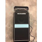 Acoustic B260 MKII W/cabinet Bass Stack