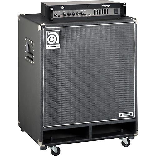 Ampeg B2RE Bass Head and B410HLF 4x10
