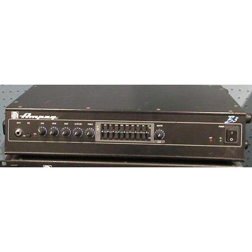 Ampeg B3 Bass Amp Head