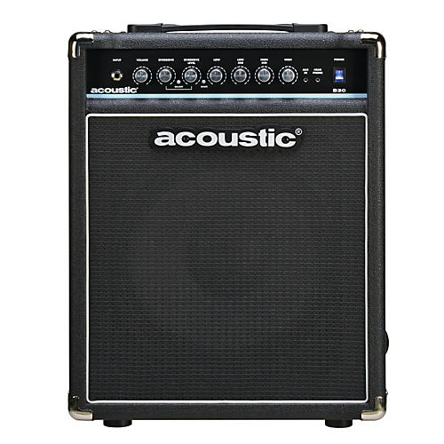 acoustic b30 30w bass combo amp black guitar center. Black Bedroom Furniture Sets. Home Design Ideas