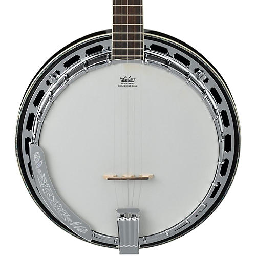 Ibanez B300 5-String Banjo with Rosewood Resonator-thumbnail